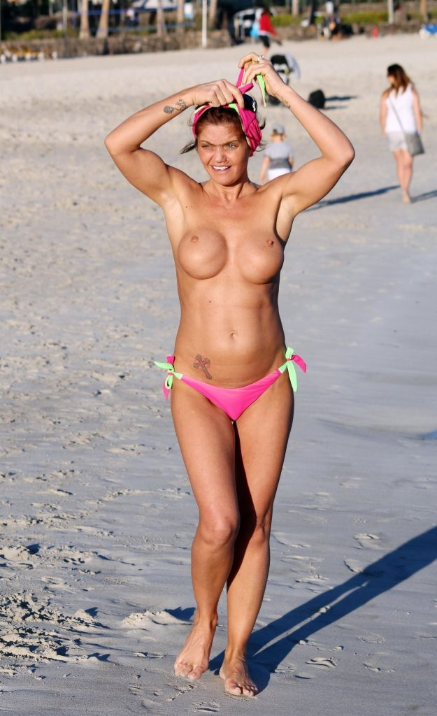 Danniella Westbrook Sexy & Topless (34 Photos)