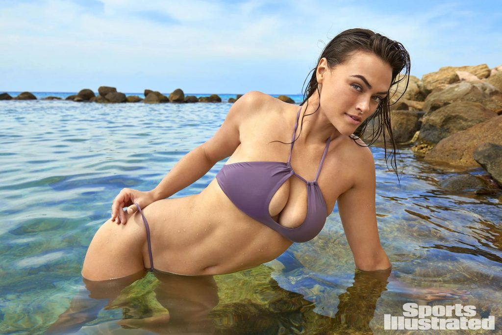 Myla Dalbesio – 2018 Sports Illustrated Swimsuit Issue
