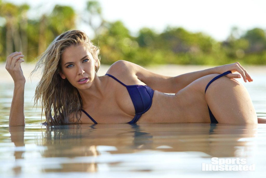 Olivia Jordan – 2018 Sports Illustrated Swimsuit Issue
