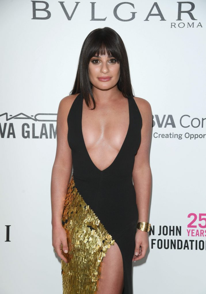 Lea Michele Sexy (36 Photos + Gif)