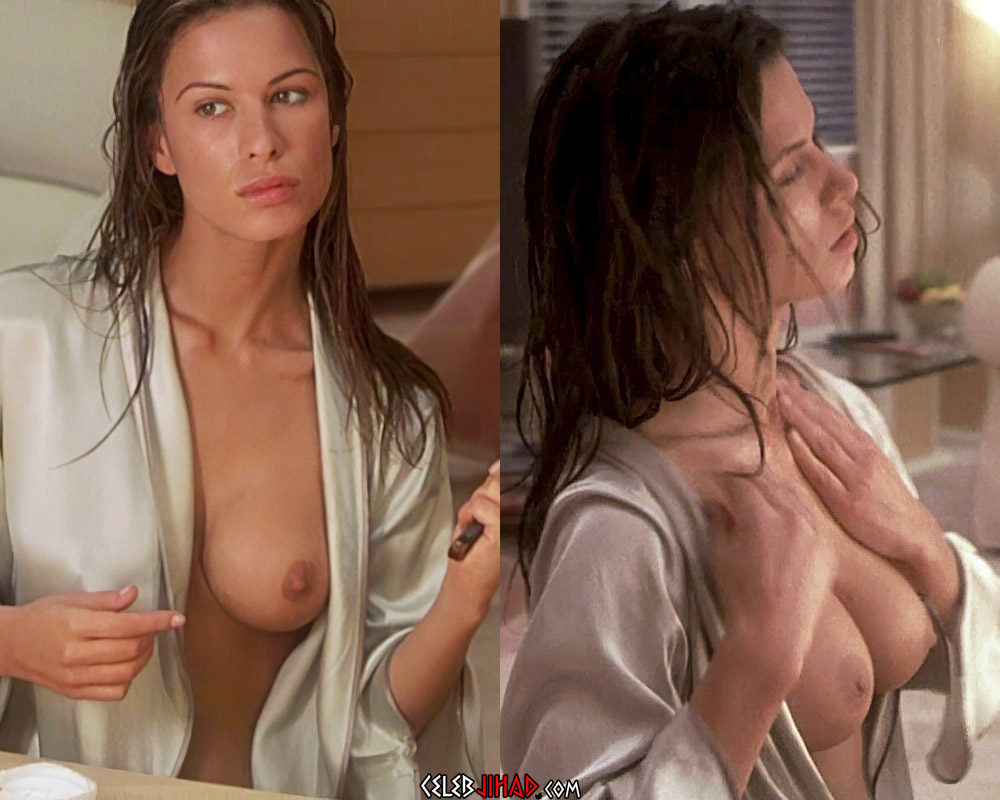 Rhona Mitra Nude Videos Enhanced