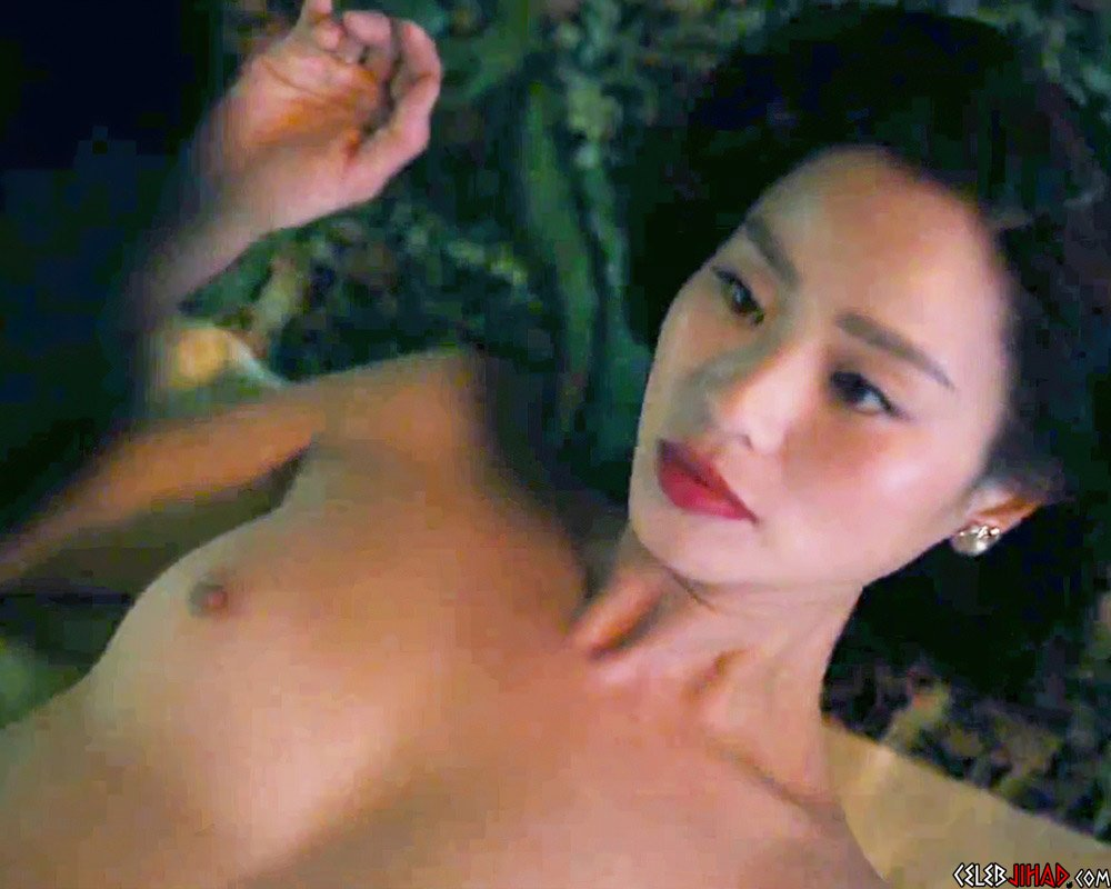 "Jamie Chung Nude Debut In ""Lovecraft Country"""