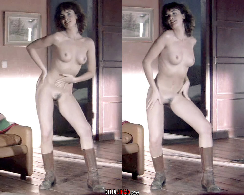 "Paz Vega Full Frontal Nude Scenes From ""Sex and Lucia"" Enhanced"