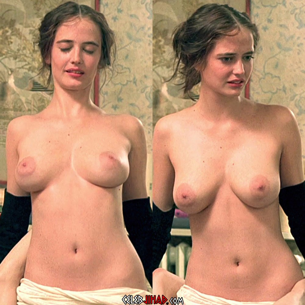 "Eva Green Full Frontal Nude Scenes From ""The Dreamers"" Enhanced In 4K"