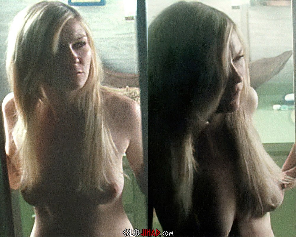 """Kirsten Dunst Nude Scene From """"All Good Things"""" Enhanced"""