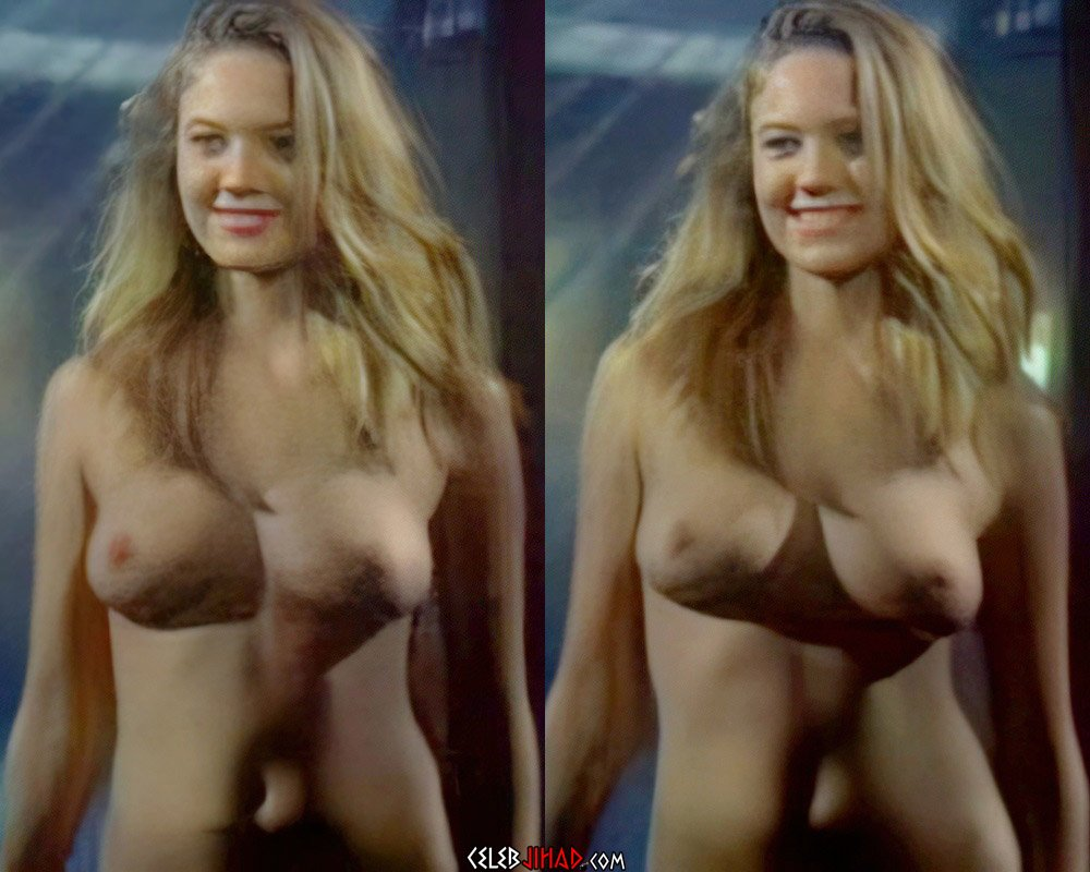 """Diane Lane Nude Debut In """"Lady Beware"""" Remastered And Enhanced"""