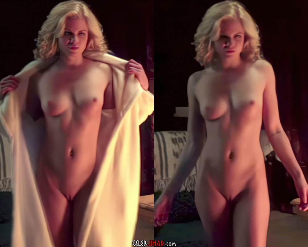 """Angel McCord Full Frontal Nude Lesbian Sex Scene From """"Sacred"""""""