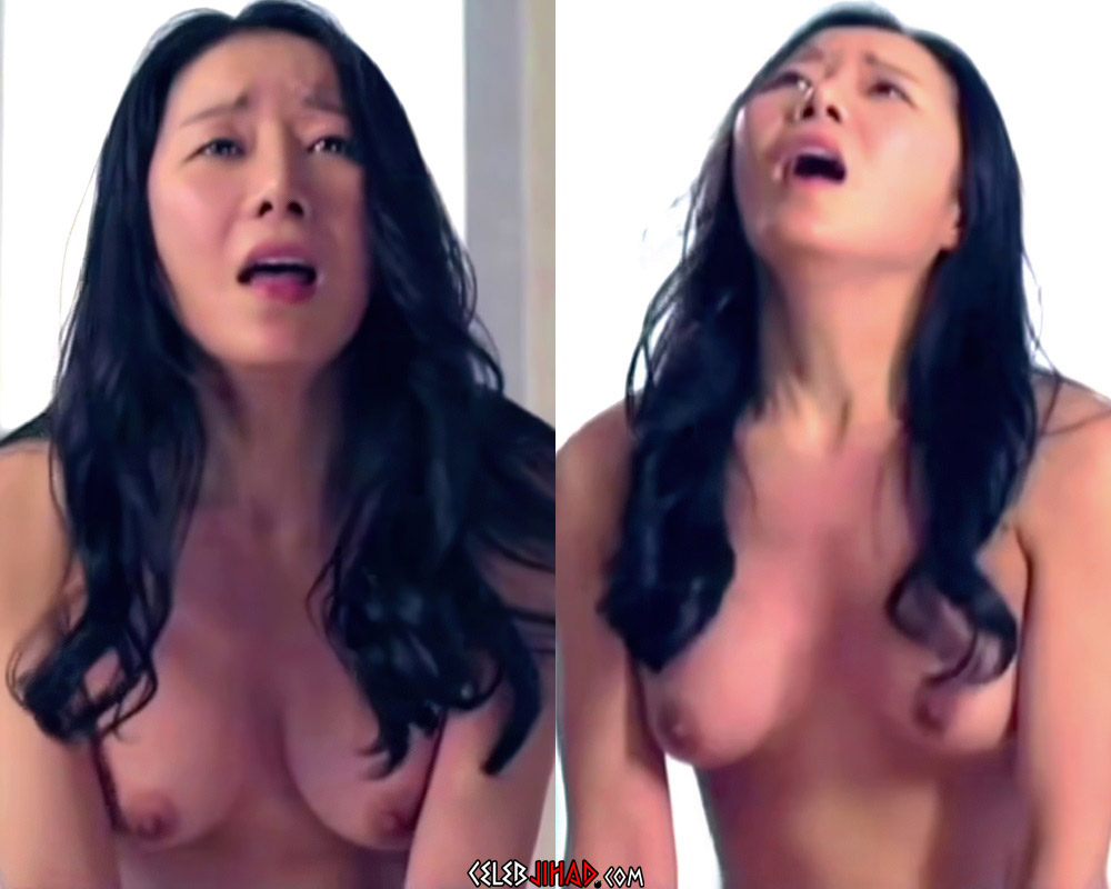 """Ha Na-Kyung Nude Sex Scene From """"House With A Good View"""""""